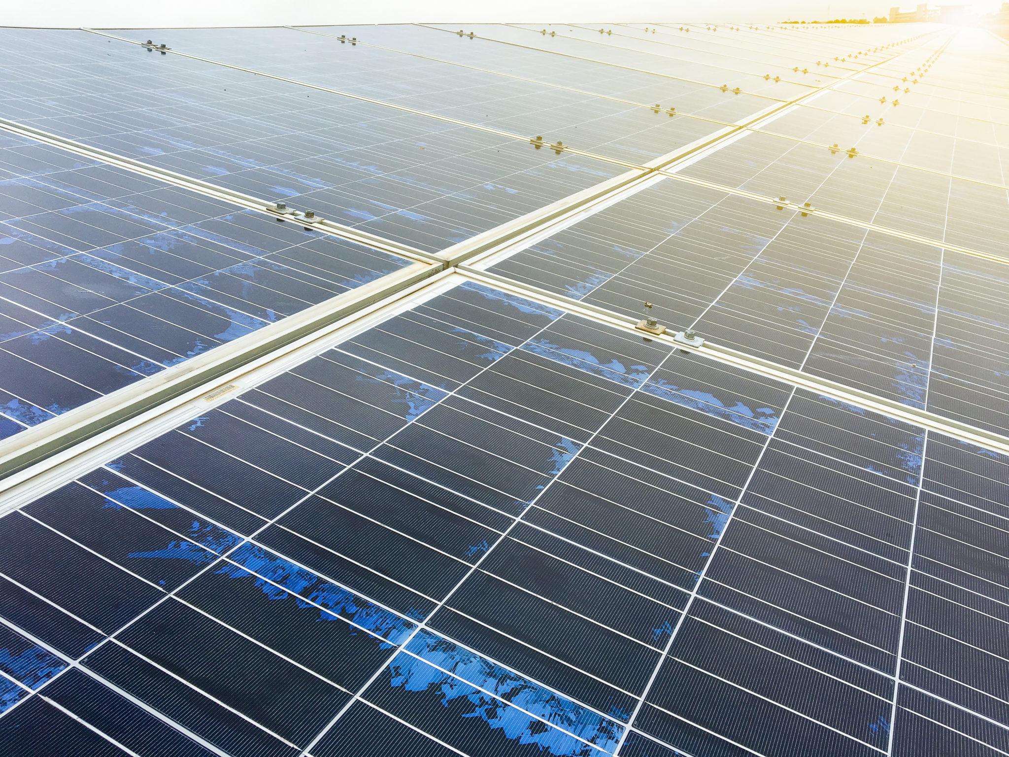 Gana Energia - Paneles Solares