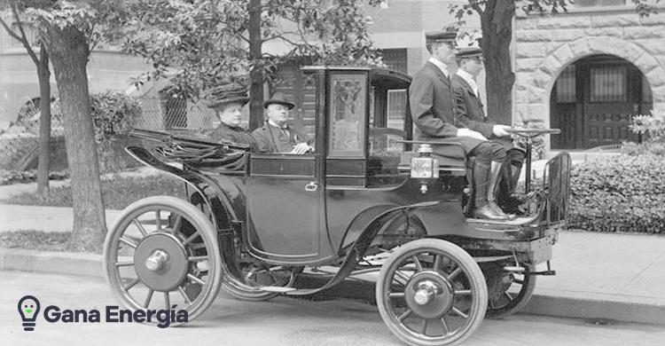 Historia del coche eléctrico: hace 100 años dominaban