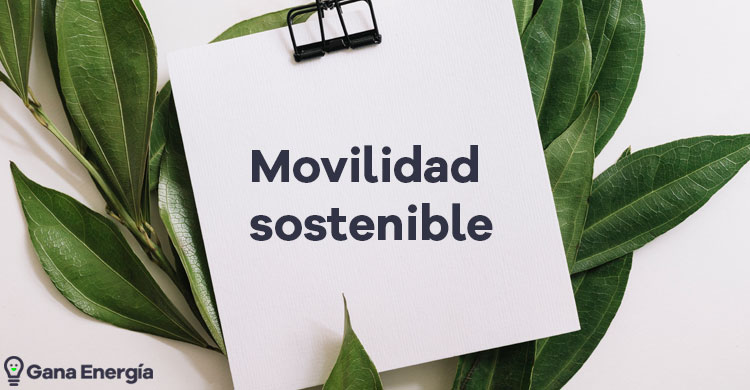 Tipos de movilidad sostenible