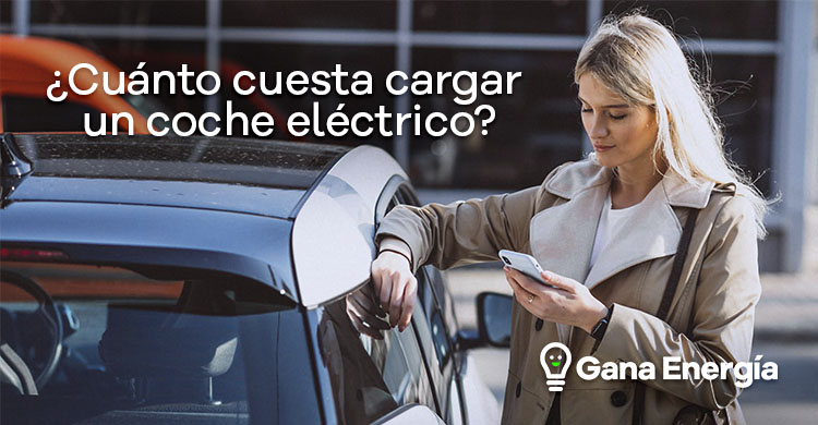 ¿Cuánto cuesta cargar un coche eléctrico?