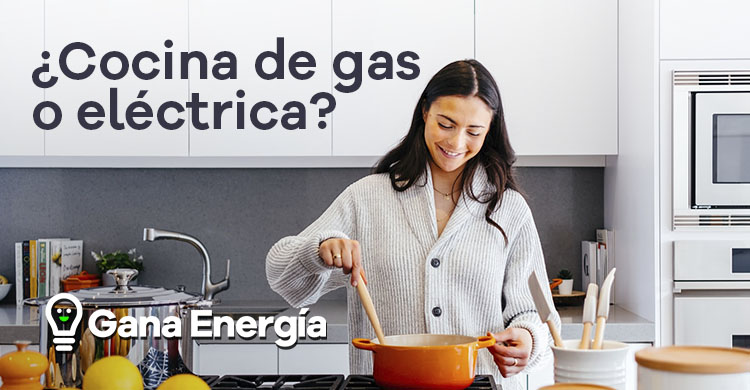 ¿Qué es más económico cocinar con gas o electricidad?